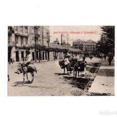 Postales: SANTANDER.(CANTABRIA).- ALAMEDA 2ª (BURRERAS). Lote 155219986
