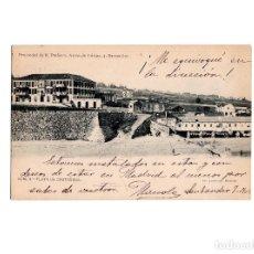 Postales: SANTANDER.(CANTABRIA).- PLAYA DE CASTAÑEDA. Lote 155299538