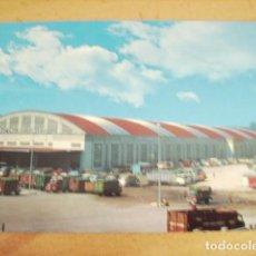 Postales: TORRELAVEGA- CANTABRIA- MERCADO NACIONAL DE GANADOS. Lote 155376866