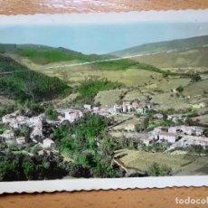 Postales: PUENTE VIESGO (CANTABRIA).- VISTA GENERAL. Lote 155607766