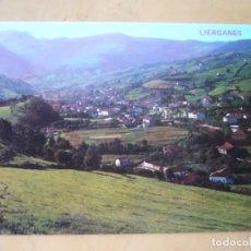 Postales: LIERGANES (CANTABRIA) - VISTA GENERAL. Lote 155665618