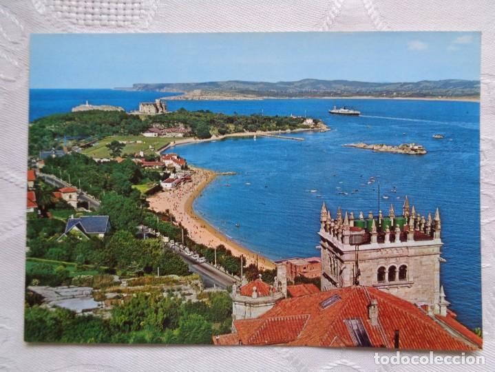 28- SANTANDER PENÍNSULA DE LA MAGDALENA. FOTO ALSAR. SIN CIRCULAR (Postales - España - Cantabria Moderna (desde 1.940))