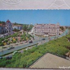 Postales: 5- SANTANDER. PLAZA DE ITALIA. P. ESPERON, MADRID. 1962. SIN CIRCULAR.. Lote 155967866