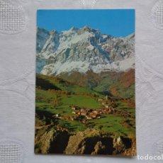 Postales: PICOS DE EUROPA. MOGROVEJO Y MACIZO ORIENTAL. FOTO BUSTAMANTE DE POTES. SIN CIRCULAR. . Lote 155968326