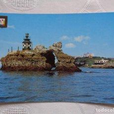 Postales: 132- SANTANDER. LA HORADADA. DOMINGUEZ, MADRID. SIN CIRCULAR.. Lote 155974654