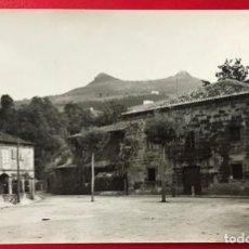 Postales: LIERGANES - CANTABRIA - CASA DE LOS CAÑONES - EDICIONES ARRIBAS - CIRCULADA EN 1962. Lote 156004162