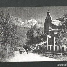 Postales: POSTAL SIN CIRCULAR - PICOS DE EUROPA N23 - COAGAYA - SANTANDER - EDITA BUSTAMANTE. Lote 156018130