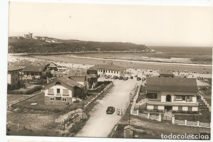 SUANCES - VISTA PARCIAL Y PLAYA AL FONDO - Nº 18 ED. ARRIBAS (Postales - España - Cantabria Moderna (desde 1.940))