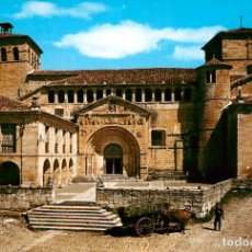 Postales: LOTE DE 8 POSTALES DE SANTILLANA DEL MAR. Lote 156716758