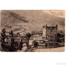 Postales: LIÉBANA.(CANTABRIA).- POTES TORRE DE LA CARCEL.. Lote 157129162