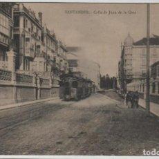 Postales: LOTE DE 3 POSTALES SANTANDER PURGUER & CO CASA FUERTES. Lote 157725186