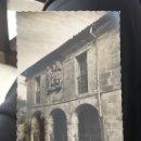 Postales: SANTILLANA CASA DE LOS VILLA. Lote 158118036