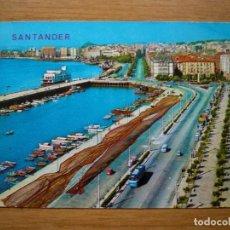 Postales: SANTANDER CANTABRIA PUERTO. Lote 158962550