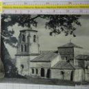 Postales: POSTAL DE CANTABRIA. AÑOS 30 50. SANTA MARÍA DE BAREYO. VISTA EXTERIOR. 300. Lote 160750130