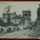 Postales: FOTO POSTAL DE PAMANES, PALACIO ELSEDO, CANTABRIA, CIRCULADA, ED. VILCHES.. Lote 161153006