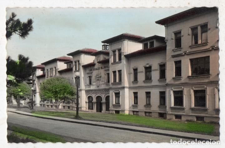 SANTANDER. CASA VALDECILLA. PABELLÓN DE ENTRADA. FRANQUEADA EL 8 DE SEPTIEMBRE DE 1959. (Postales - España - Cantabria Moderna (desde 1.940))