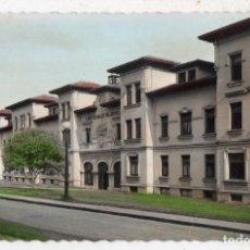 Postales: SANTANDER. CASA VALDECILLA. PABELLÓN DE ENTRADA. FRANQUEADA EL 8 DE SEPTIEMBRE DE 1959.. Lote 161216022