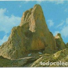 Cartes Postales: POSTAL DE SANTANDER. PICOS DE EUROPA. NARANJO DE BULNES P-CANT-604. Lote 163857222