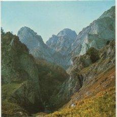 Cartes Postales: POSTAL DE SANTANDER. PICOS DE EUROPA. CANAL DE MARCORBO P-CANT-606. Lote 163857506