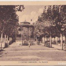 Postales: CASTRO URDIALES (CANTABRIA) - LA BARRERA. Lote 164000334
