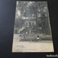 Postales: SANTANDER ALAMEDA II. Lote 165102306