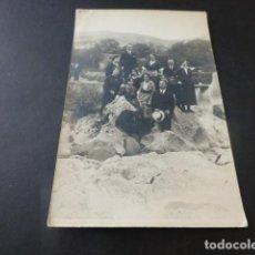 Postales: PUENTE VIESGO CANTABRIA GRUPO EN EL RIO PAS 1921 POSTAL FOTOGRAFICA. Lote 165110562