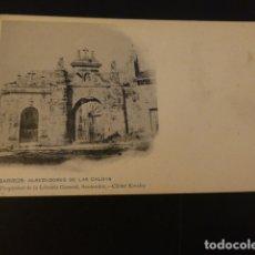Postales: BARROS CANTABRIA ALREDEDORES DE LAS CALDAS CLICHE KINSLEY. Lote 165394618