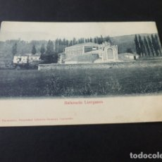 Postales: LIERGANES CANTABRIA BALNEARIO1. Lote 165485354