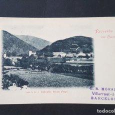 Postales: PUENTE VIESGO CANTABRIA BALNEARIO. Lote 165656710