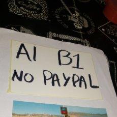 Postales: POSTAL NO CIRCULADA NOJA CANTABRIA PLAYA RIS TRENGANDIN DOMÍNGUEZ. Lote 166460169