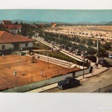 Postales: LAREDO (CANTABRIA) POSTAL NO. 2008, TENIS, CLUB Y PLAYA. EDITA: ED. ARRIBAS (A.1962) CIRCULADA... Lote 166754625