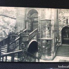 Cartes Postales: ANTIGUA POSTAL DE SANTANDER DETALLE DE LA CATEDRAL INTERIOR A .FUERTES BUEN ESTADO SIN CIRCULAR. Lote 166949120