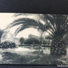 Postales: ANTIGUA POSTAL DE SANTANDER JARDINES DEL MUELLE A .FUERTES BUEN ESTADO SIN CIRCULAR. Lote 166950944