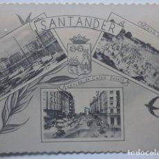 Postales: SANTANDER , VISTAS. Lote 167951184