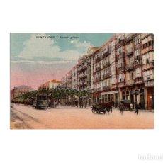 Postales: SANTANDER.(CANTABRIA).- ALAMEDA PRIMERA.. Lote 168054016