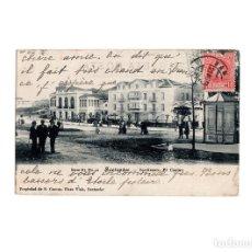 Postales: SANTANDER.(CANTABRIA).- SARDINERO. EL CASINO.. Lote 168252072