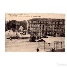 Postales: SANTANDER.(CANTABRIA).- SARDINERO. GRAN HOTEL Y CENTRO DE INFORMACIONES. LIBRERIA VIUDA DE ALBIRA.. Lote 168254796