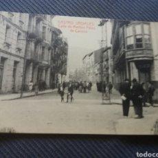 Postales: CASTRO URDIALES CANTABRIA CALLE MELITON PEREZ DE CAMINO SALVARY THOMAS. Lote 168457448