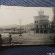 Postales: CASTRO URDIALES CANTABRIA AYUNTAMIENTO SALVARY THOMAS. Lote 168457656