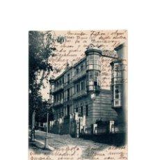 Postales: SANTANDER.(CANTABRIA).- HOTEL DE ROMA.. Lote 168953180