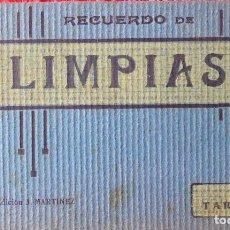 Postales: P-9394.LIMPIAS (CVANTABRIA) COLECCIÓN DE CUADERNILLO CON 12 POSTALES. AÑOS 30. EDICIÓN J. MARTINEZ. Lote 168962856