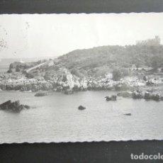Postales: POSTAL SANTANDER. EL SARDINERO. ENSENADA DEL CAMELLO. CIRCULADA. AÑO 1958. . Lote 169218264