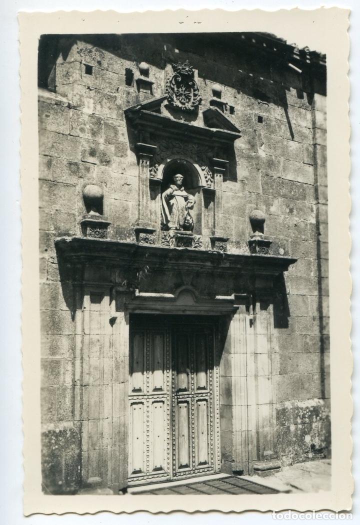 REINOSA. 106. MONTESCLAROS. PUERTA DEL SANTUARIO. ED. EL LÁPIZ DE ORO (Postales - España - Cantabria Antigua (hasta 1.939))