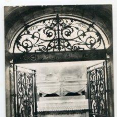 Postales: REINOSA. Nº 7 MONTESCLAROS. SEPULCRO CAPILLA. I. A. SANTA FE. CIEZA (MURCIA). Lote 169767520