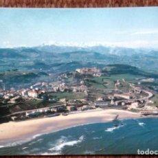 Postales: COMILLAS - VISTA AEREA. Lote 171086320