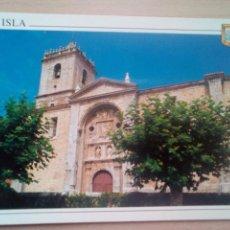 Postales: POSTAL SIN CIRCULAR DE ISLA - CANTABRIA.. Lote 171139552