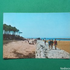 Postales: POSTAL CIRCULADA - SUANCES - SANTANDER - LA RIBERA. Lote 171251184