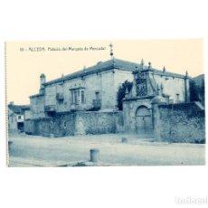 Postales: ALCEDA.(SANTANDER).- PALACIO DEL MARQUÉS DE MERCADAL.. Lote 171409832