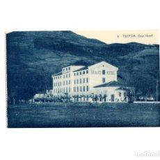 Postales: ALCEDA.(SANTANDER).- GRAN HOTEL DEL BALNEARIO.. Lote 171410670