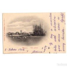 Postales: REINOSA.(CANTABRIA).- VISTA GENERAL . Lote 171682727
